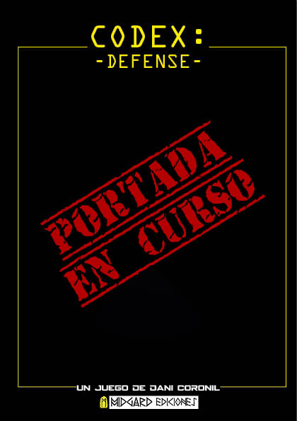 Portada Codex tablero